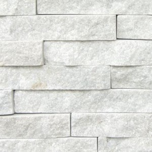 Verhoilukivi White Ice 35 x 100-200