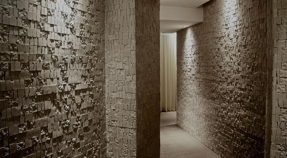Verhoilukivi Solid Marble Mosaic